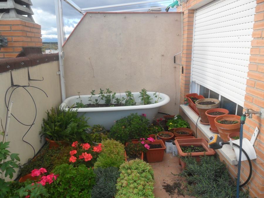 Nueva terraza en madrid para transformar p gina 3 for Terrazas bonitas