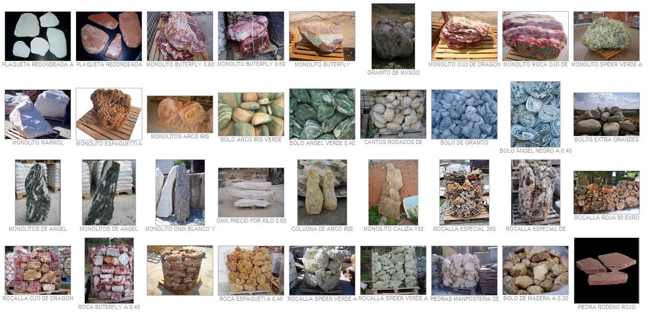 mantillo y piedras decorativas para jard n d nde comprar