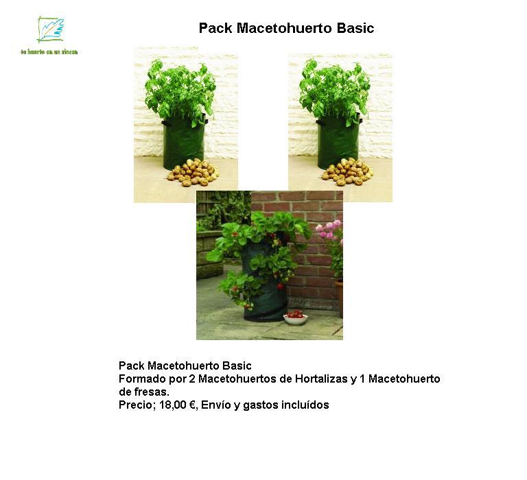 Macetohuerto y microhuerto urbano que venden para terraza for Jardin urbano shop telefono