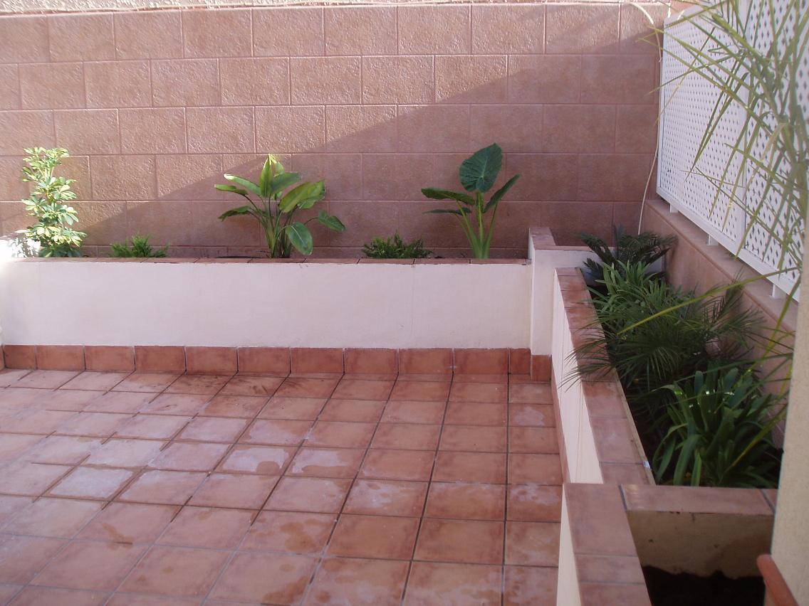 Jardinera de obra hemos plantado as qu opin is for Que plantas poner en una jardinera