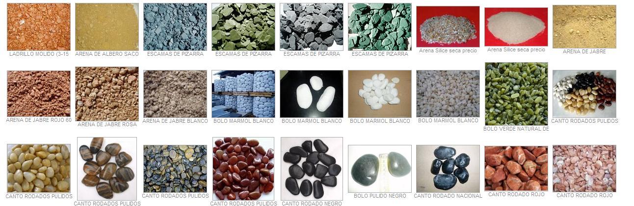 Venta de triturados piedra para jard n y decoraci n fotos for Piedras decorativas jardin precio