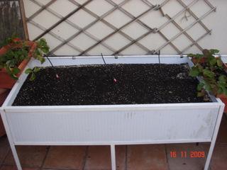 Mesas de cultivo tipo de pl stico agujero de drenaje y consejos para cultivar ah - Drenaje mesa de cultivo ...