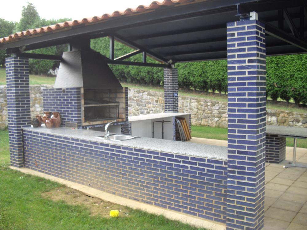 Barbacoa de obra queremos hacer p gina 3 - Barbacoa metalica exterior ...